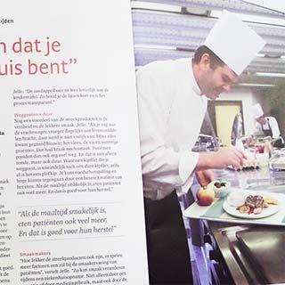 Herschrijven patiëntenfolders en artikelen voor corporate magazine Sint Maartenskliniek, Nijmegen