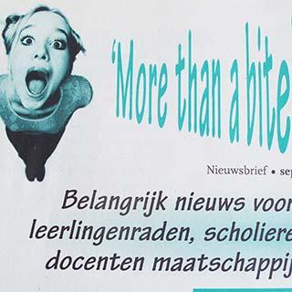 Campagne rond Max Havelaar-keurmerk en EKO-keurmerk, NJMO